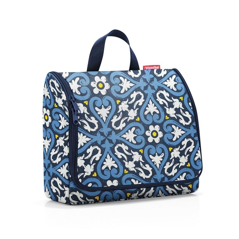 Reisenthel Toilettaske Toiletbag XL Blå/mønster 2