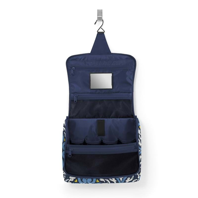 Reisenthel Toilettaske Toiletbag XL Blå/mønster 3