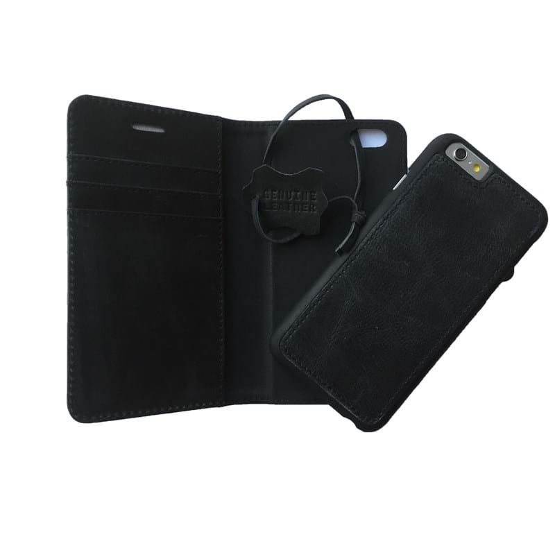 Mobil cover-Iphone 6-Flip side Sort 2