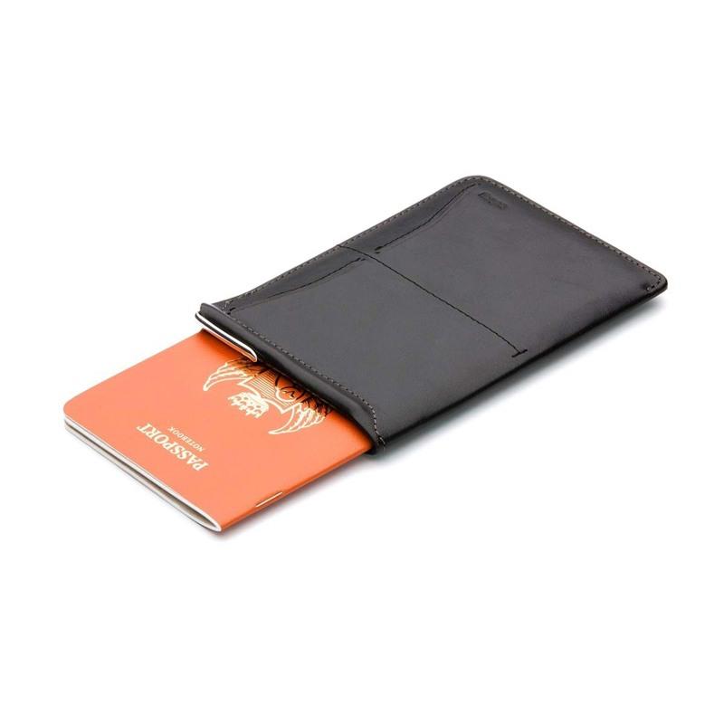 Pasholder -Pasport Sleeve Sort 1