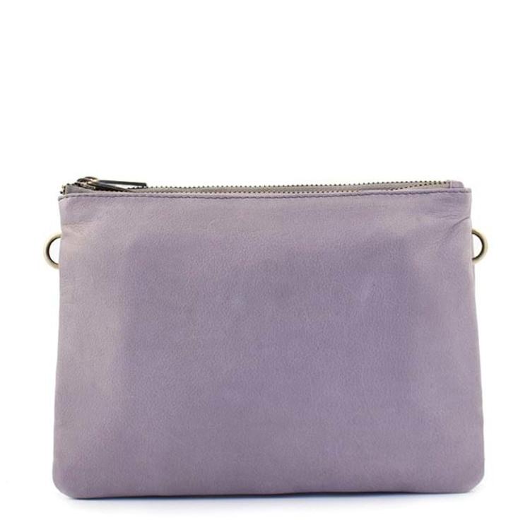 Lille taske med 2 rum Grå 1