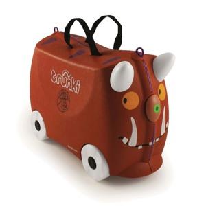 Trunki Børnekuffert med hjul Gruffalo Orange