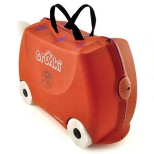 Trunki Børnekuffert med hjul Gruffalo Orange alt image