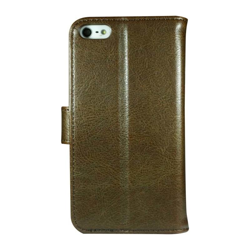 Flipside Fashion iPhone 7/8 Brun 1