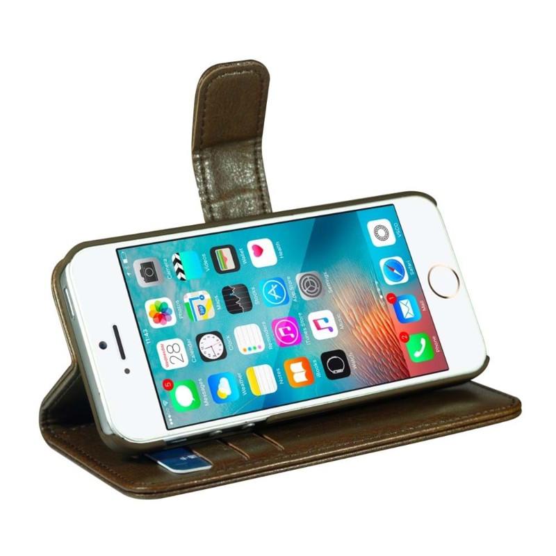 Flipside Fashion iPhone 7/8 Brun 4