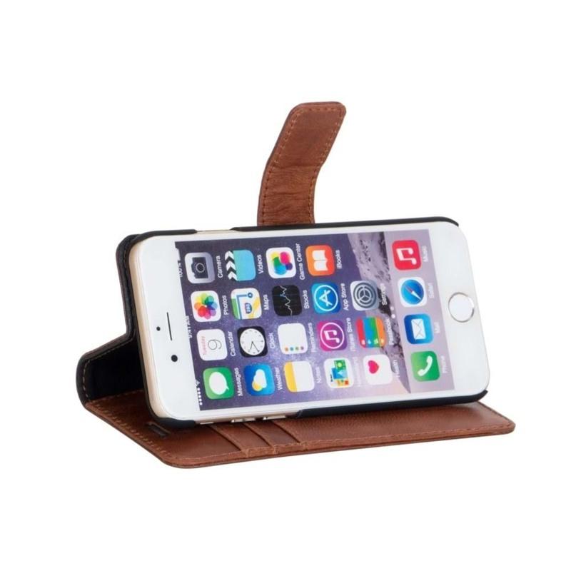 Flipside Fashion iPhone 7/8 Brun 6