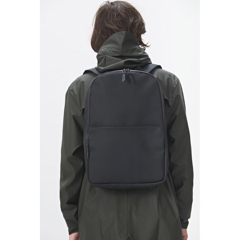 Rains Rygsæk Field Bag Sort 5