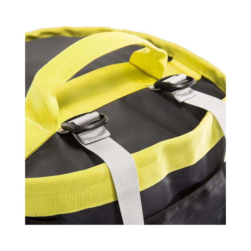 Haglöfs Duffel Bag Lava 90 Sort/Gul 2