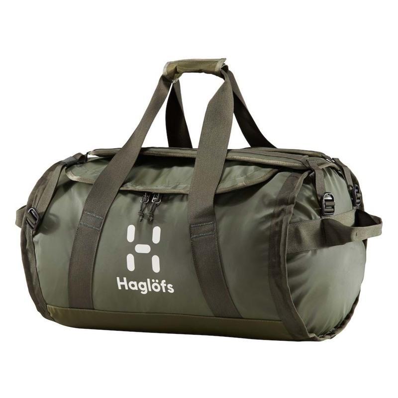 Haglöfs Duffel Bag Lava 50 Army Grøn 1