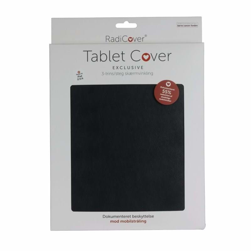 Tablet cover - Ipad 2/3/4 Sort 7