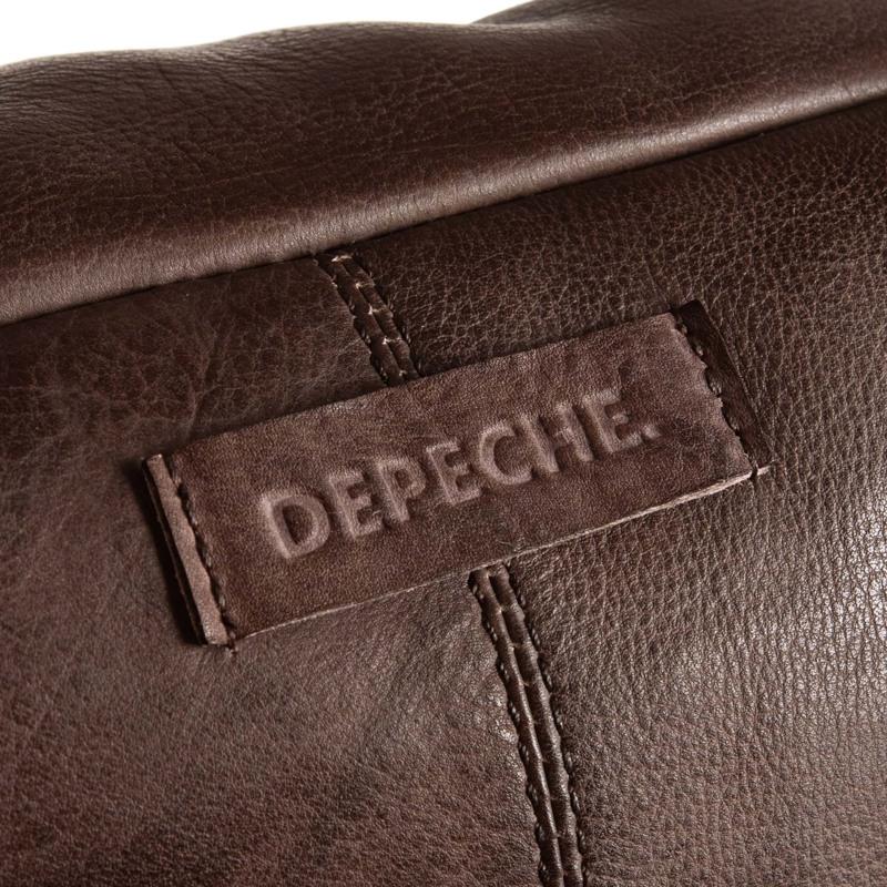 Depeche Bæltetaske M. Brun 5