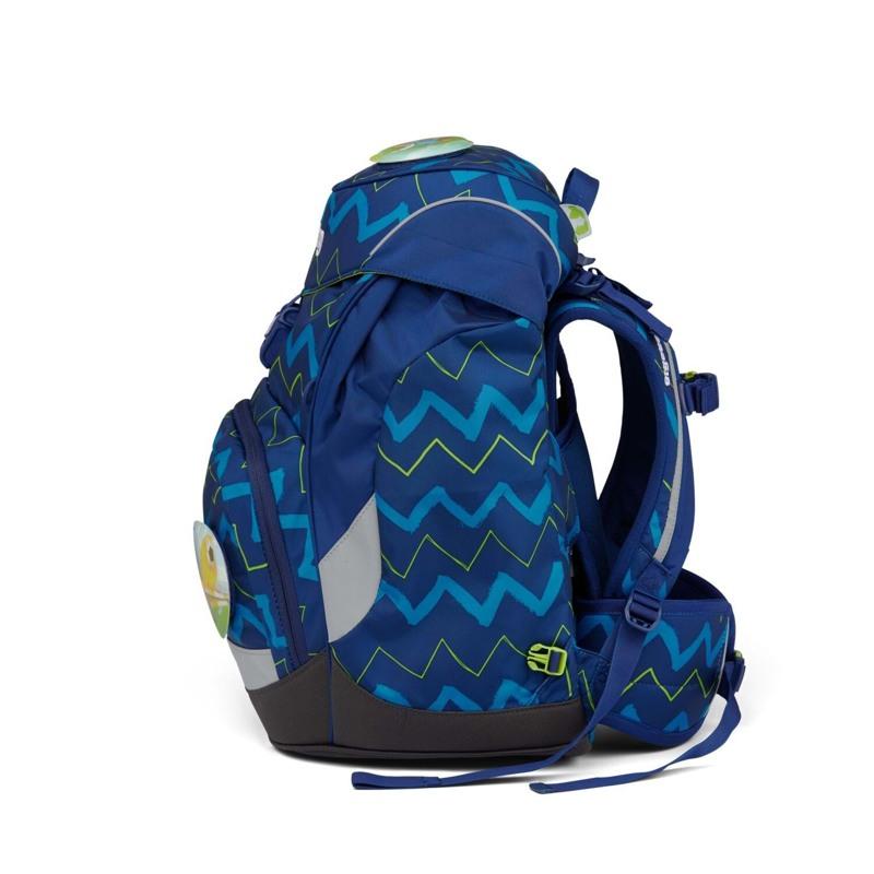 Ergobag Skoletaske Prime Blå strib 2