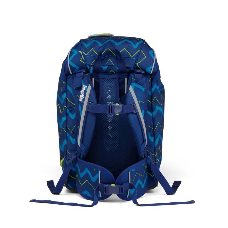 Ergobag Skoletaske Prime Blå strib 3
