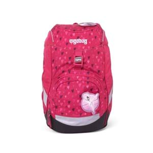 Ergobag Skoletaske Prime Mørk Rosa