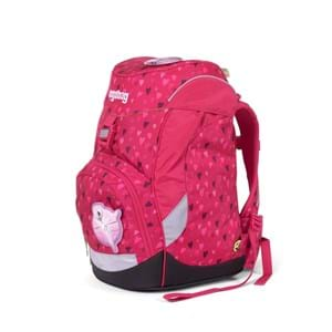 Ergobag Skoletaske Prime Mørk Rosa 2