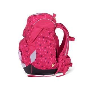 Ergobag Skoletaske Prime Mørk Rosa 3
