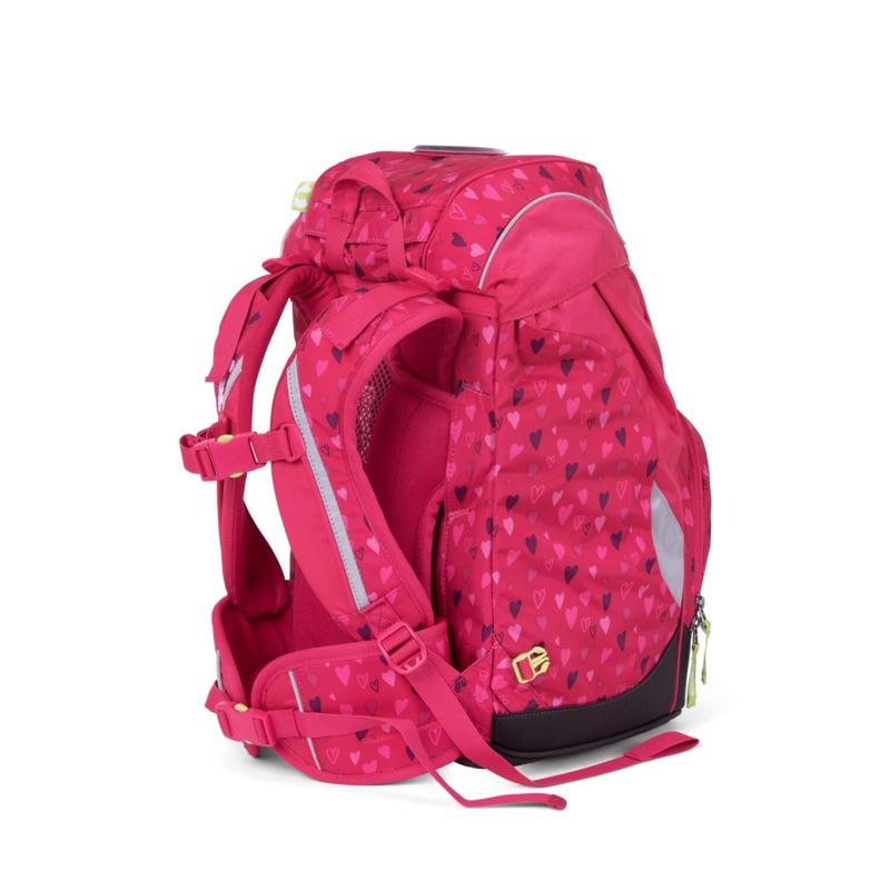 Ergobag Skoletaske Prime Mørk Rosa 6