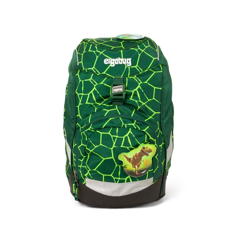 Ergobag Skoletaske Prime Grøn/sort 1