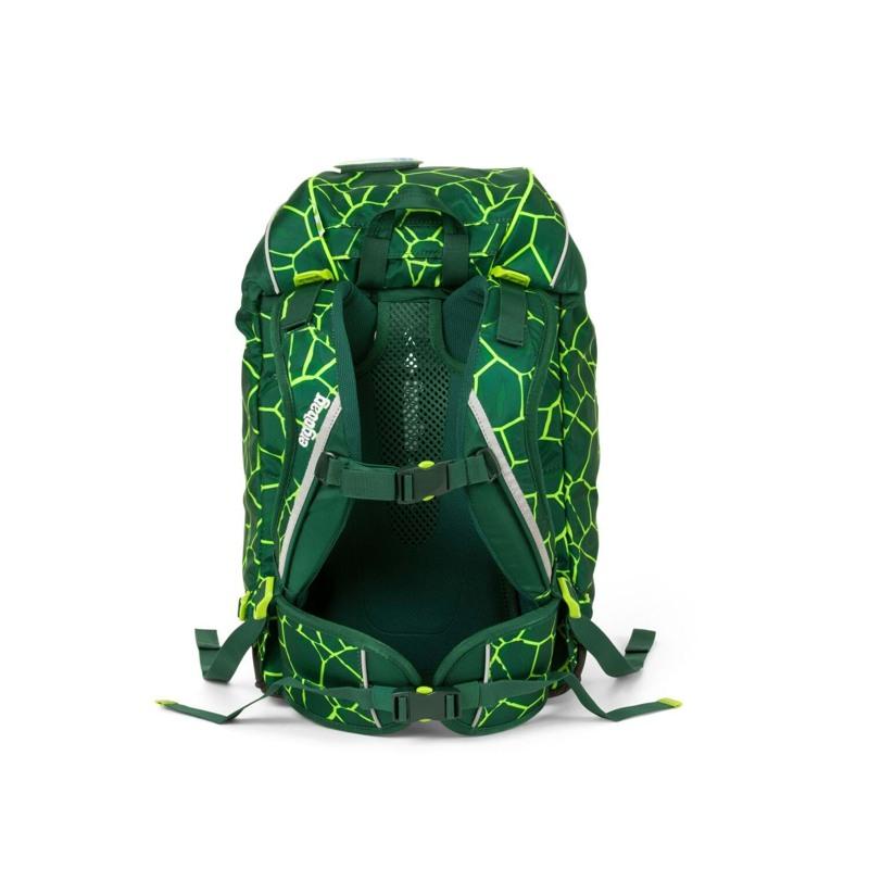 Ergobag Skoletaske Prime Grøn/sort 5
