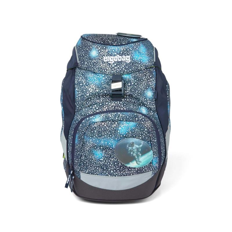 Ergobag Skoletaske Prime Reflex Glow Blå/blå 1