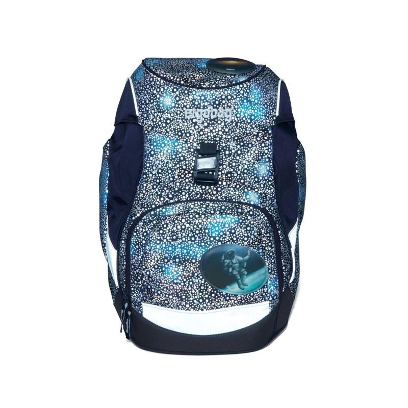 Ergobag Skoletaske Prime Reflex Glow Blå/blå 2