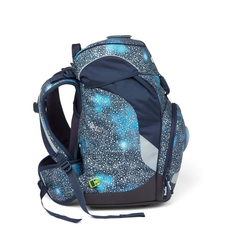 Ergobag Skoletaske Prime Reflex Glow Blå/blå 3