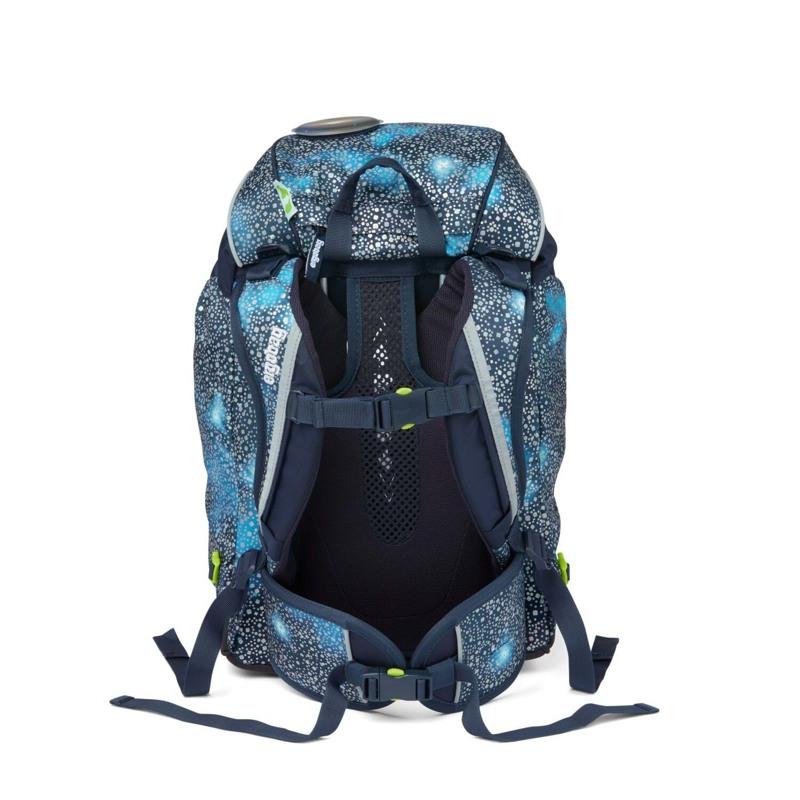 Ergobag Skoletaske Prime Reflex Glow Blå/blå 4