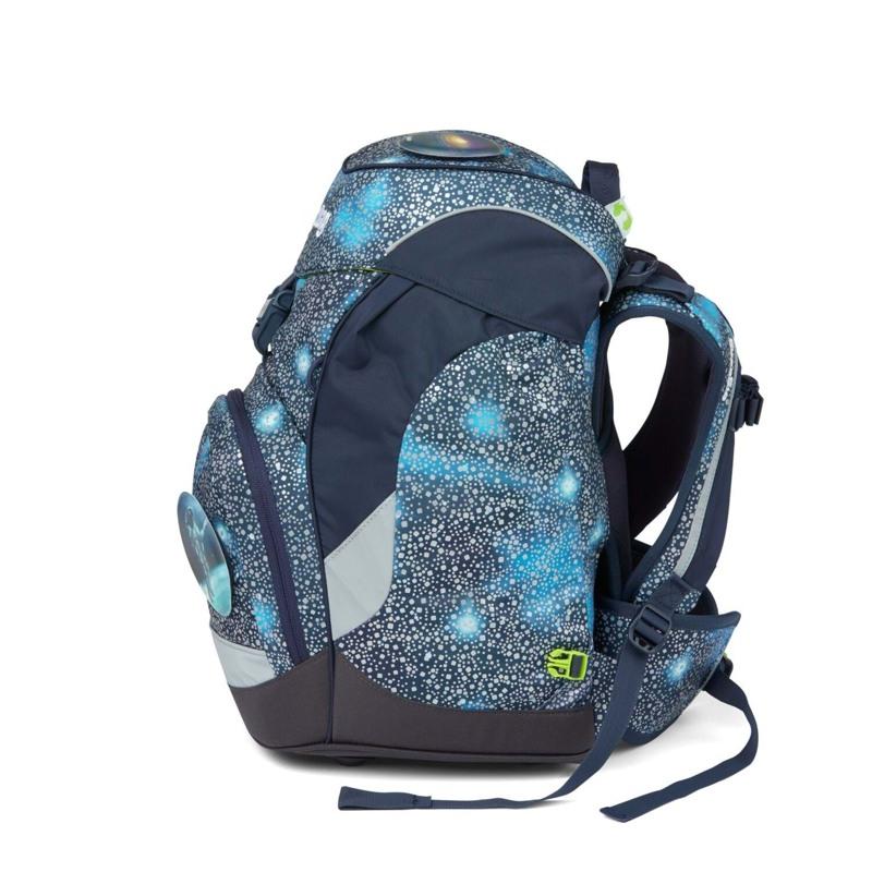 Ergobag Skoletaske Prime Reflex Glow Blå/blå 5