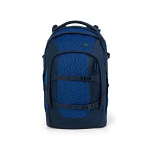 Satch Skoletaske Pack Limited Ed M. blå