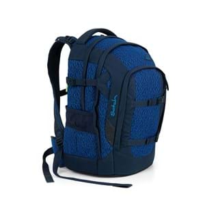 Satch Skoletaske Pack Limited Ed M. blå alt image