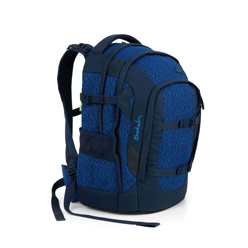 Satch Skoletaske Pack Limited Ed M. blå 2