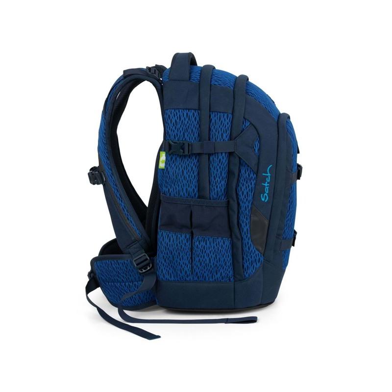 Satch Skoletaske Pack Limited Ed M. blå 3