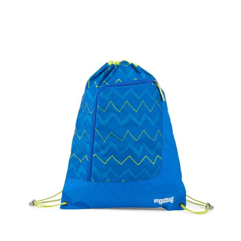 Ergobag Gymnastikpose Prime  Blå/Grøn 1