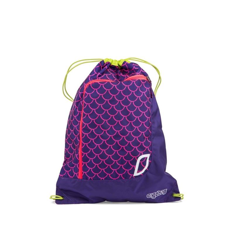 Ergobag Gymnastikpose Prime Pink/Grøn 1