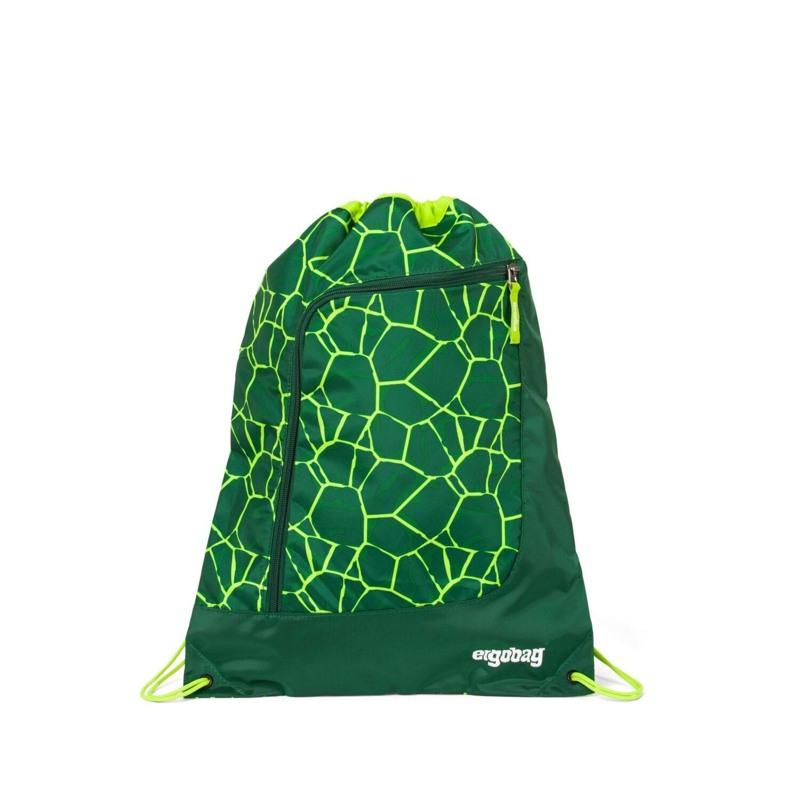 Ergobag Gymnastikpose Prime Grøn/sort 1
