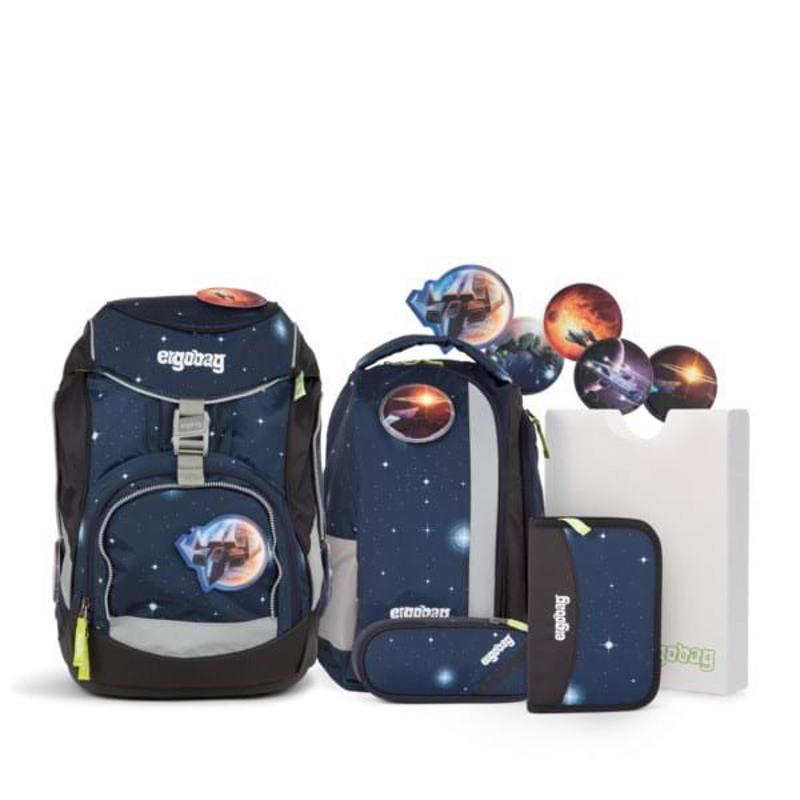 Ergobag Skoletaskesæt Pack Navy 1