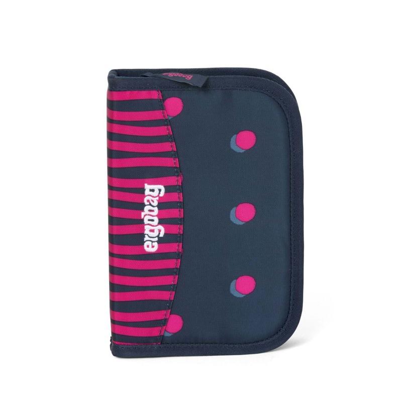 Ergobag Penalhus med fyld Sort/pink 2
