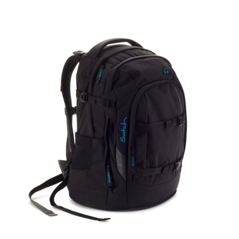Satch Skoletaske Pack Sort 2