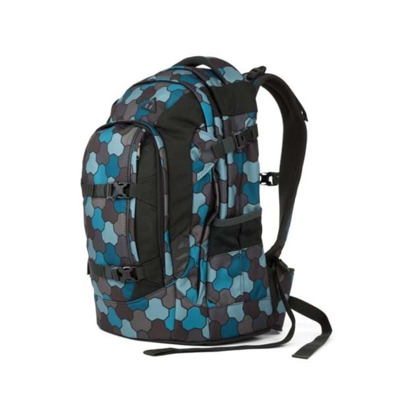 Satch Skoletaske Pack Mønstret 1