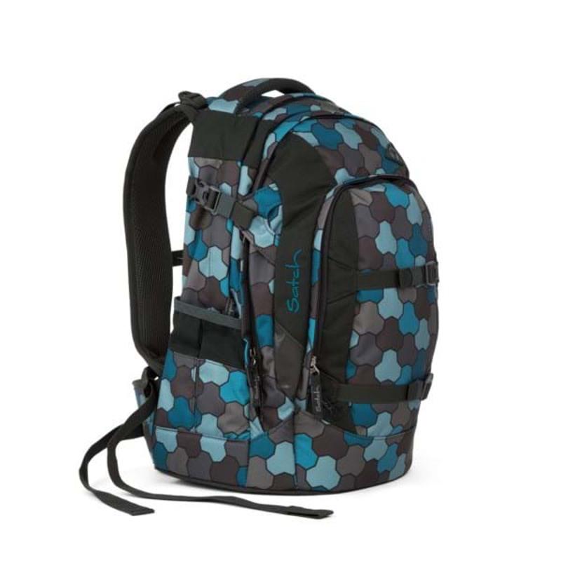 Satch Skoletaske Pack Mønstret 2