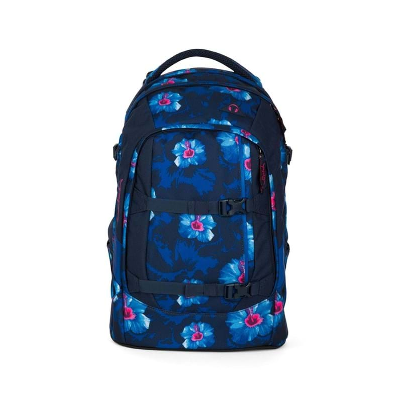 Satch Skoletaske Pack Air blue 1