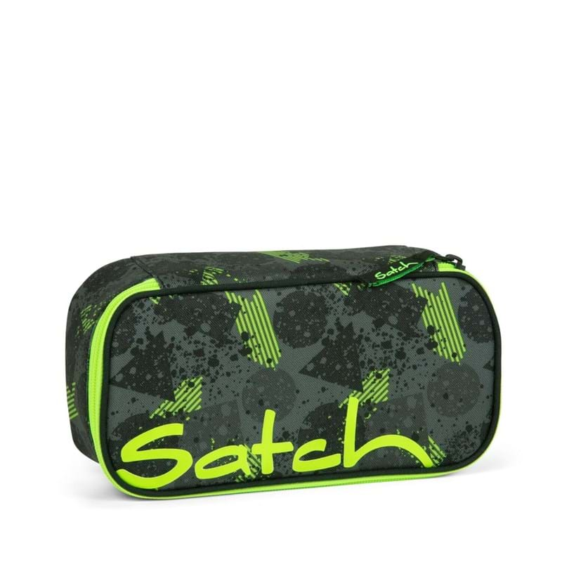Satch Penalhus Sort/Grøn 1