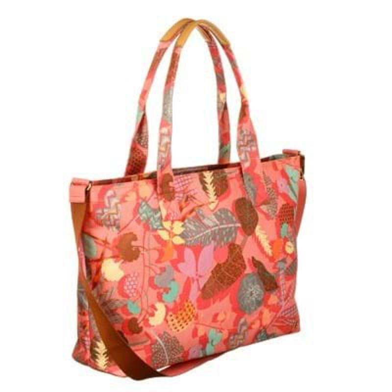 Pusletaske Diaper Bag Pink 1
