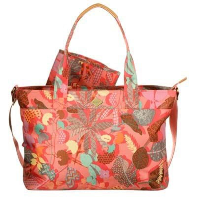 Pusletaske Diaper Bag Pink 2