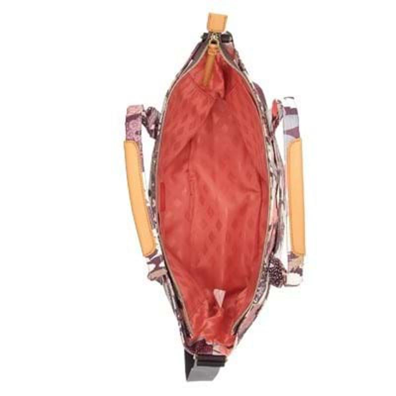 Pusletaske Diaper Bag Pink 4