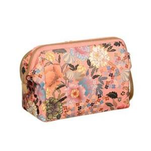 Toilettaske-Frame-beauty kit Pink 2