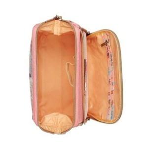 Toilettaske-Frame-beauty kit Pink 4