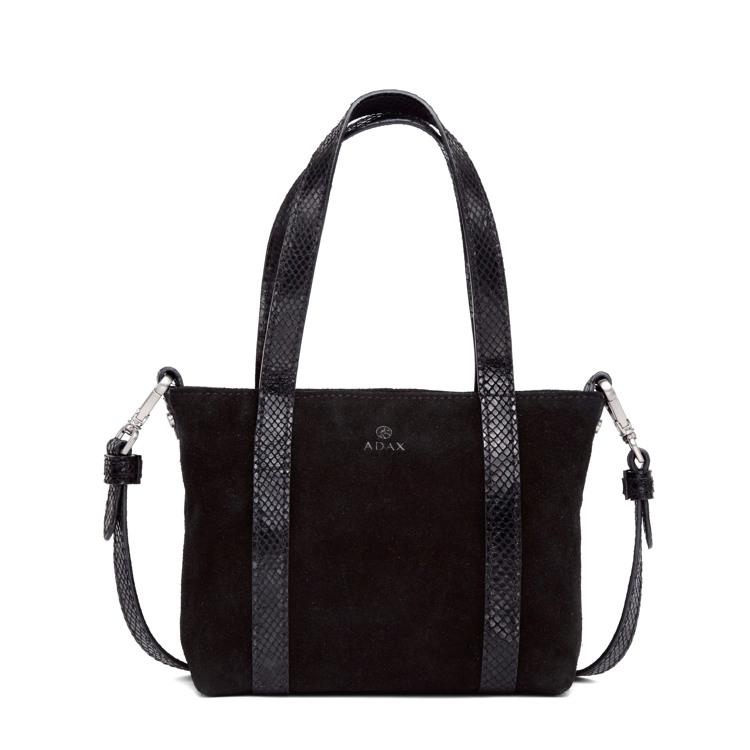Adax Lene shopper / Latiano Sort 1