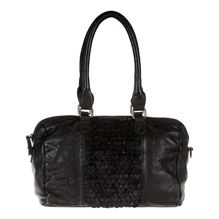 Depeche Vintage Håndtaske Sort 1