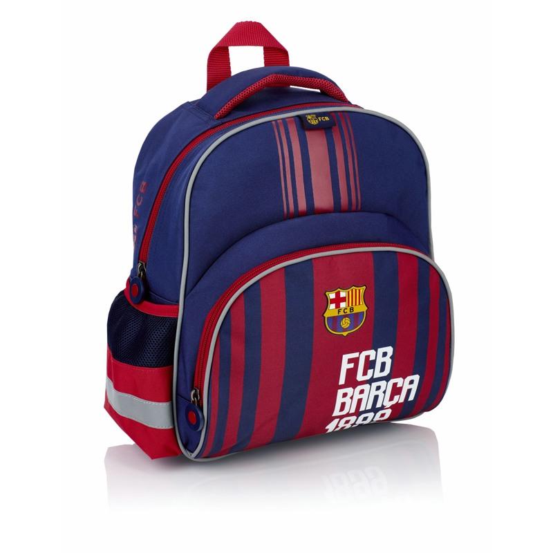 Bø-Rygsæk m/FC Barcelona logo Blå/Rød/Sort 1